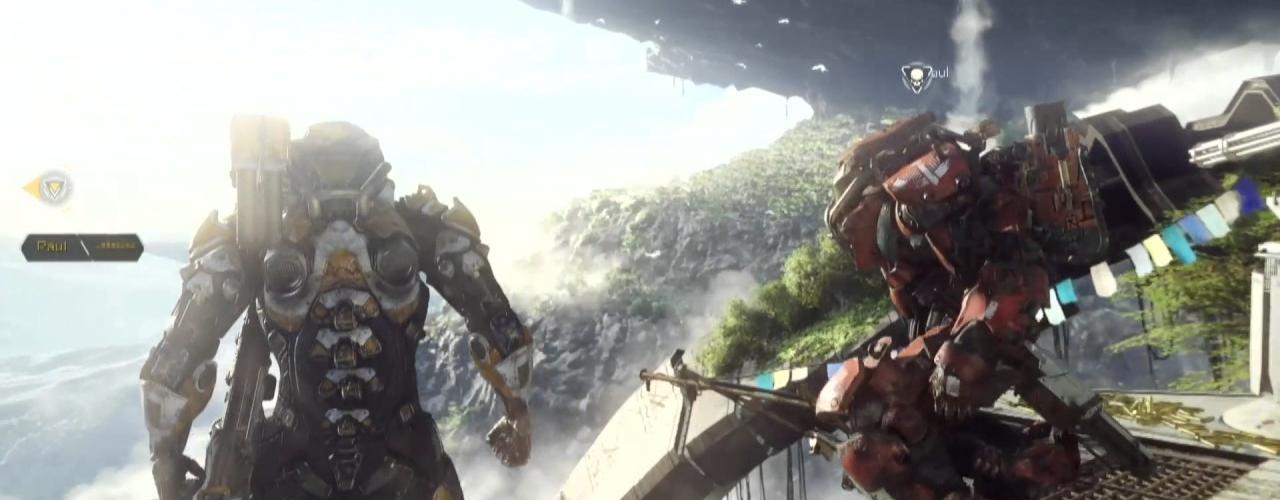 E3 2017: BioWare Anthem Revealed