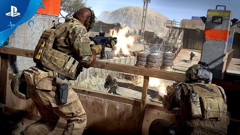 Call of Duty: Modern Warfare Open 2-v-2-Alpha