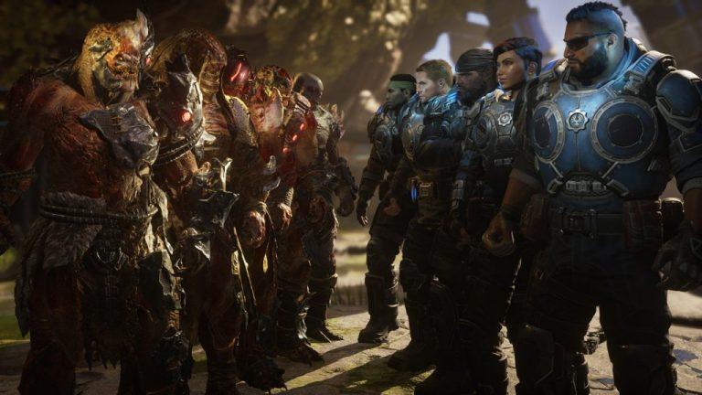 Gears of War 5 Gets Esports Circuit