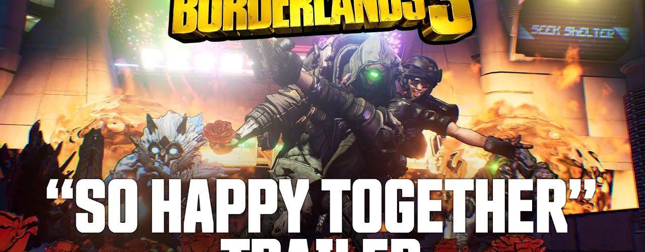 Borderlands 3: Coop, Split Screen and Crossplay