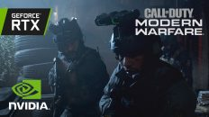 Call of Duty: Modern Warfare Free For RTX Graphics Card Owners