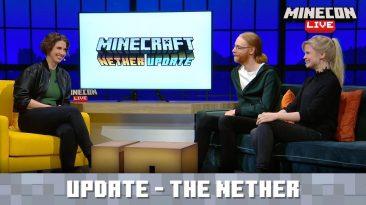Minecraft: The Nether Update