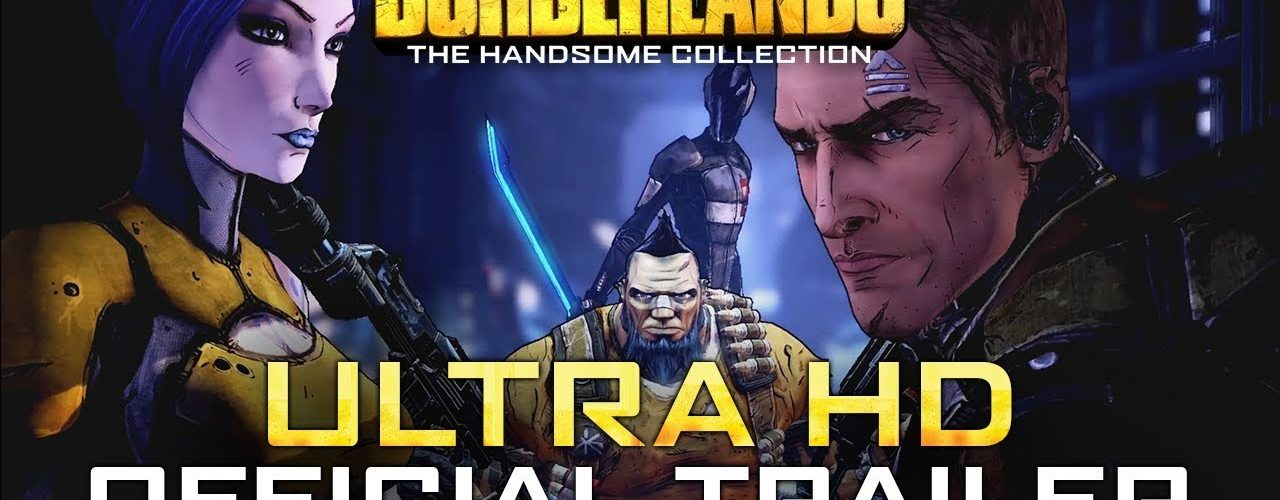 Borderlands 2: Free On Epic Games Store