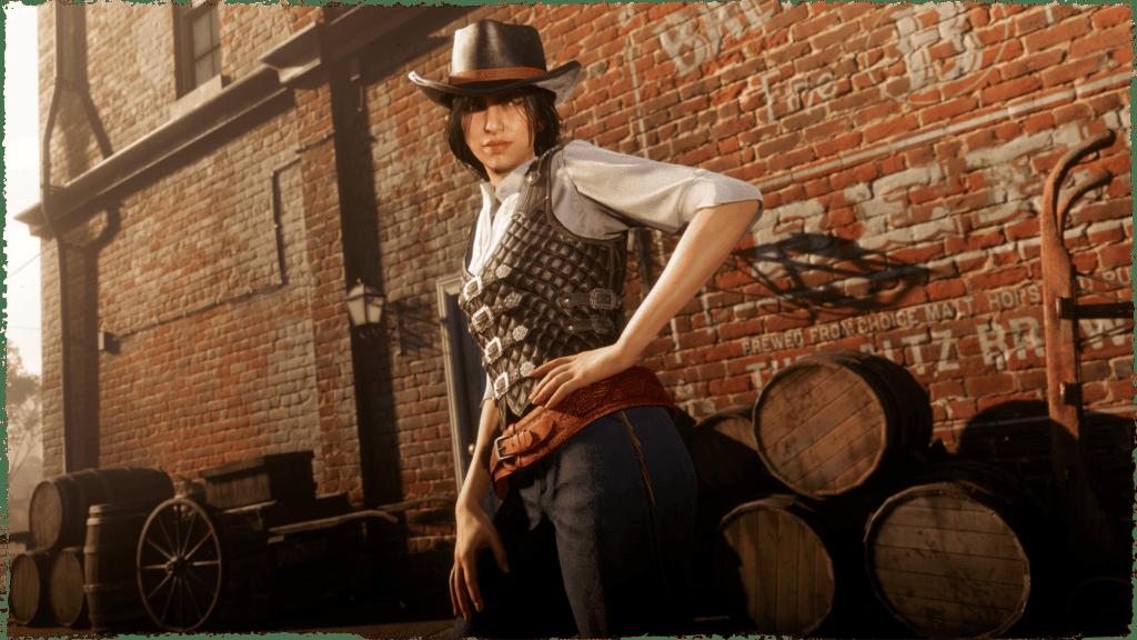 GTA Online: Outlaw Pass 5 Vest