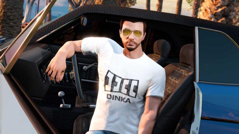 GTA Dinka T-Shirt