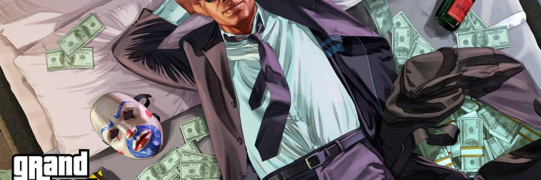 GTA Online: bank robbery
